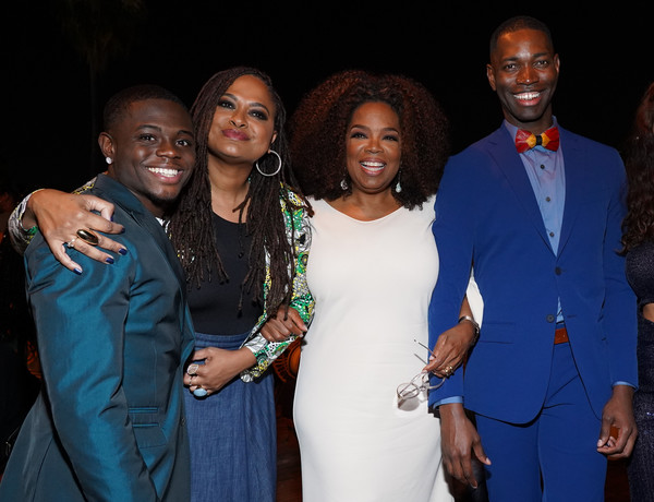Premiere Of OWN's 'David Makes Man' - After Party