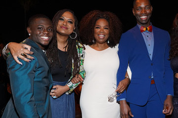 Oprah Winfrey Ava DuVernay Premiere Of OWN's 'David Makes Man' - After Party