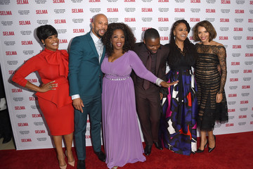 """Oprah Winfrey David Oyelowo The Legends Who Paved The Way Gala - Special Screening Of Paramount Pictures' """"SELMA"""" - Arrivals"""