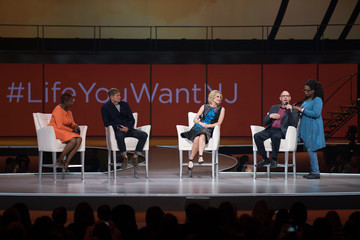 Oprah Winfrey Oprah's The Life You Want Weekend - Day 2
