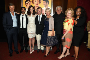 Oprah Winfrey 'The Hundred-Foot Journey' Premieres in NYC