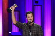 Opry Goes Pink With Luke Bryan