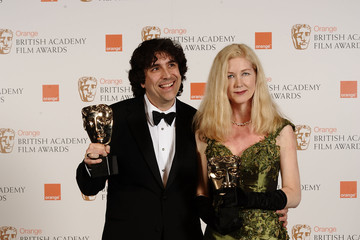 Chris Innes Orange British Academy Film Awards 2010 - Winners Boards