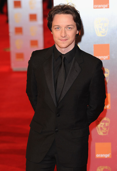 Actor James McAvoy attends the 2011 Orange British Academy Film Awards at The Royal Opera House on February 13, 2011 in London, England.