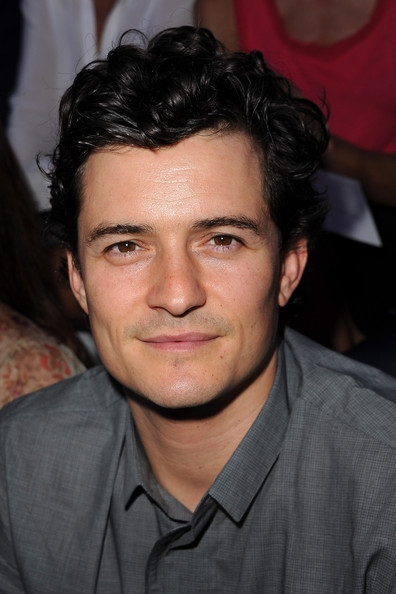 Orlando Bloom Orlando Bloom attends the Christian Dior Ready to Wear Spring / Summer 2012 show during Paris Fashion Week at Musee Rodin on September 30, 2011 in Paris, France.