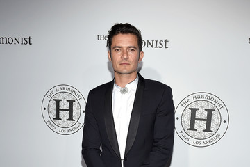 Orlando Bloom The Harmonist Cocktail Party Photocall - The 69th Annual Cannes Film Festival