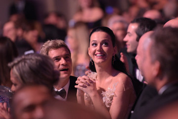 Orlando Bloom Katy Perry 12th Annual UNICEF Snowflake Ball Honoring UNICEF Goodwill Ambassador Katy Perry and Philanthropist Moll Anderson - Inside