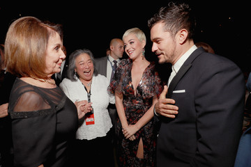 Orlando Bloom Katy Perry MusiCares Person Of The Year Honoring Dolly Parton – Inside