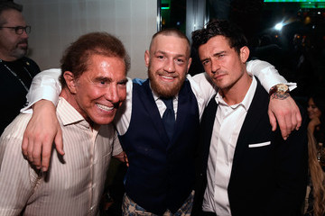Orlando Bloom Conor McGregor After-Fight Party and Wynn Nightlife Residency Debut, Encore Beach Club at Night in Wynn Las Vegas