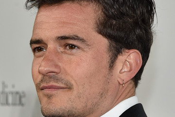 Orlando Bloom Sean Parker and The Parker Foundation Celebrate Milestone Event in Medical Research - Red Carpet