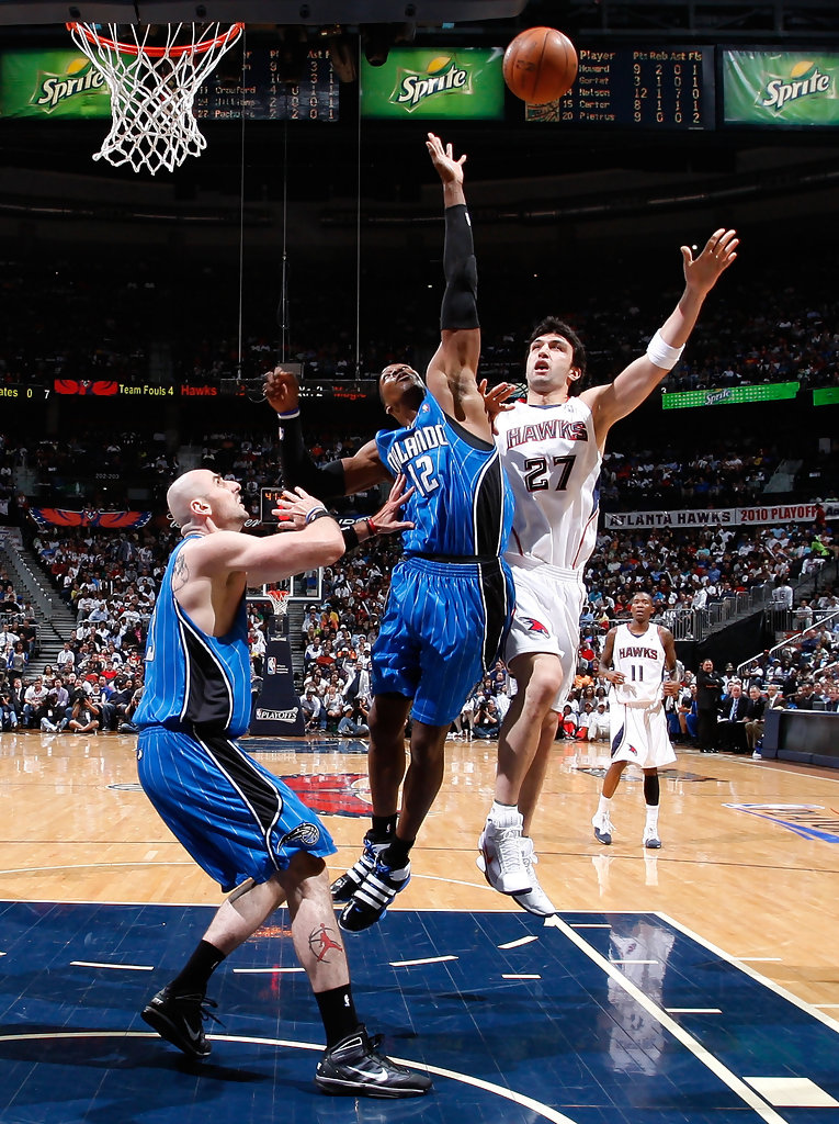 zaza pachulia magic - photo #2