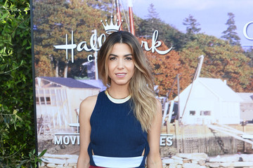 Orly Shani Hallmark Channel and Hallmark Movies and Mysteries Summer 2016 TCA Press Tour Event - Arrivals