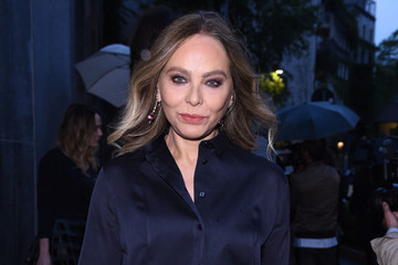 Ornella Muti Giorgio Armani 40th Anniversary - Dinner Reception At Nobu - Arrivals
