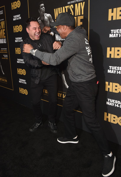 Premiere Of HBO's 'What's My Name: Muhammad Ali' - Arrivals