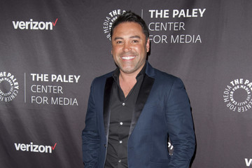 Oscar De La Hoya The Paley Center for Media's Hollywood Tribute to Hispanic Achievements in Television