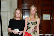 Kathy Hilton and Nicky Hilton Rothschild attend Oscar De La Renta - Front Row - February 2020 - New York Fashion Week on February 10, 2020 in New York City.