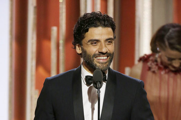 Oscar Isaac NBC's '73rd Annual Golden Globe Awards' - Show
