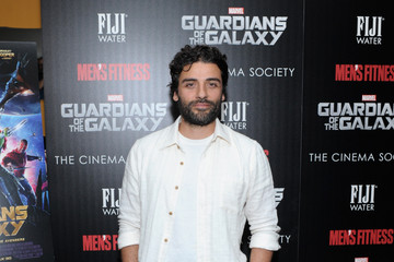 Oscar Isaac 'Guardians of the Galaxy' Screening in NYC