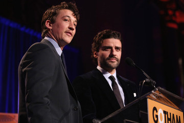 Oscar Isaac IFP's 24th Annual Gotham Independent Film Awards - Show