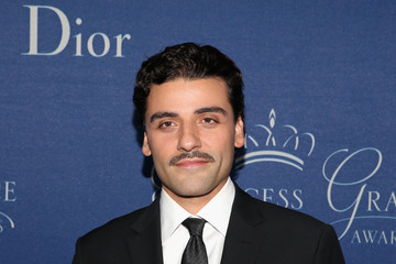 Oscar Isaac Arrivals at the Princess Grace Awards Gala — Part 2