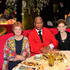 """Sophie Craighead Photos - (L-R) Sophie Craighead, former American editor-at-large for Vogue magazine Andre Leon Talley, and Annette de la Renta attend the """"Oscar de la Renta: The Retrospective"""" Benefit Gala at the de Young on March 9, 2016 in San Francisco, California. - 'Oscar de la Renta: The Retrospective' Benefit Gala at the de Young"""