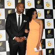 Osi Umenyiora Royal Television Society Programme Awards - Red Carpet Arrivals