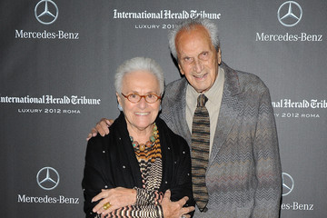 Ottavio Missoni Welcome Drinks Reception - 2012 International Herald Tribune's Luxury Business Conference
