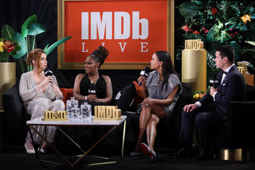 Our Lady J IMDb LIVE Presented By M&M'S At The Elton John AIDS Foundation Academy Awards Viewing Party