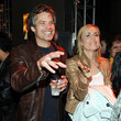 Timothy Olyphant and Radha Mitchell Photos