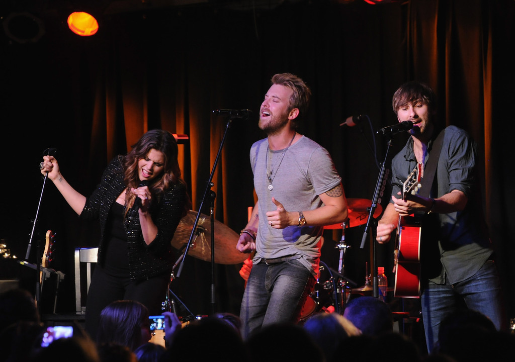 Hillary scott in own the night unplugged with lady for Lady antebellum miscarriage how far along