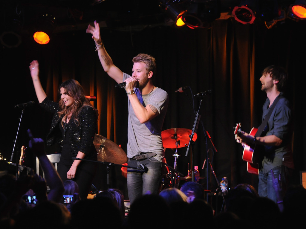 Charles kelly in own the night unplugged with lady for Lady antebellum miscarriage how far along