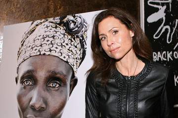 """Minnie Driver Oxfam America and Esquire House LA Host """"The Oxfam Party"""" - Inside"""