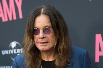 Ozzy Osbourne Premiere of A24 Films 'Amy' - Arrivals