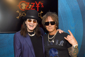 Ozzy Osbourne Billy Morrison 2020 Getty Entertainment - Social Ready Content