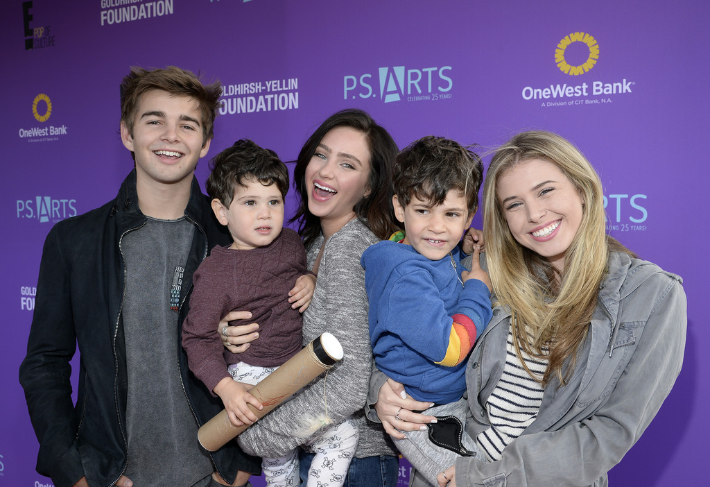 Jack Griffo And Ryan Newman Married