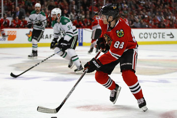 P Dallas Stars v Chicago Blackhawks
