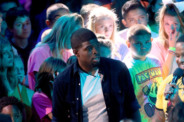 P.K. Subban Nickelodeon Kids' Choice Sports Awards 2017 - Show