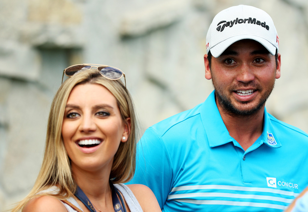 Jason Day and Ellie Day Photos Photos - PGA Championship ...