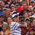 Tiger Woods in PGA Championship - Round Two