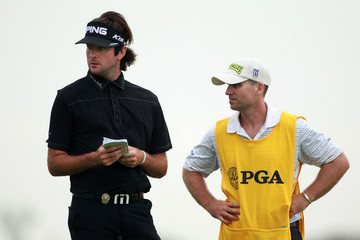 Mark Carens PGA Championship - Round Two