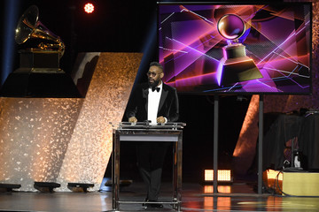 PJ Morton 62nd Annual GRAMMY Awards - Premiere Ceremony
