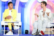 Brad Goreski Anthony Ramos Photos Photo