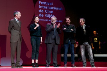 Pablo Giorgelli Arrivals at the Gijon International Film Festival