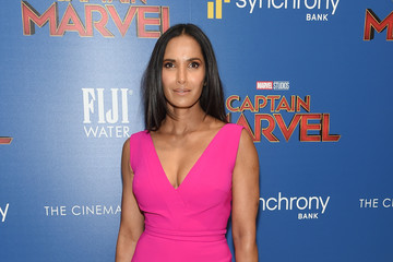 Padma Lakshmi 'Captain Marvel' New York Screening