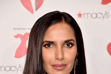Padma Lakshmi The American Heart Association's Go Red For Women Red Dress Collection 2019 Presented By Macy's - Arrivals & Front Row
