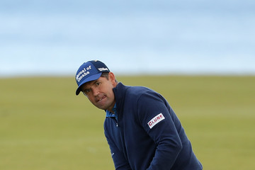 Padraig Harrington Alfred Dunhill Links Championship - Day One