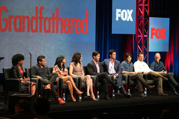 Paget Brewster 2015 Summer TCA Tour - Day 10