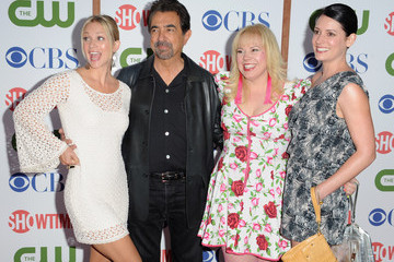 Paget Brewster CBS, The CW & Showtime's 2011 TCA Party - Arrivals