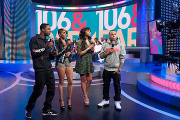 Paigion '106 & Park' Films in NYC 2