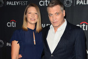 "Anna Torv and Holt McCallany of ""Mindhunter"" attend The Paley Center for Media's 2019 PaleyFest Fall TV Previews - Netflix at The Paley Center for Media on September 15, 2019 in Beverly Hills, California."